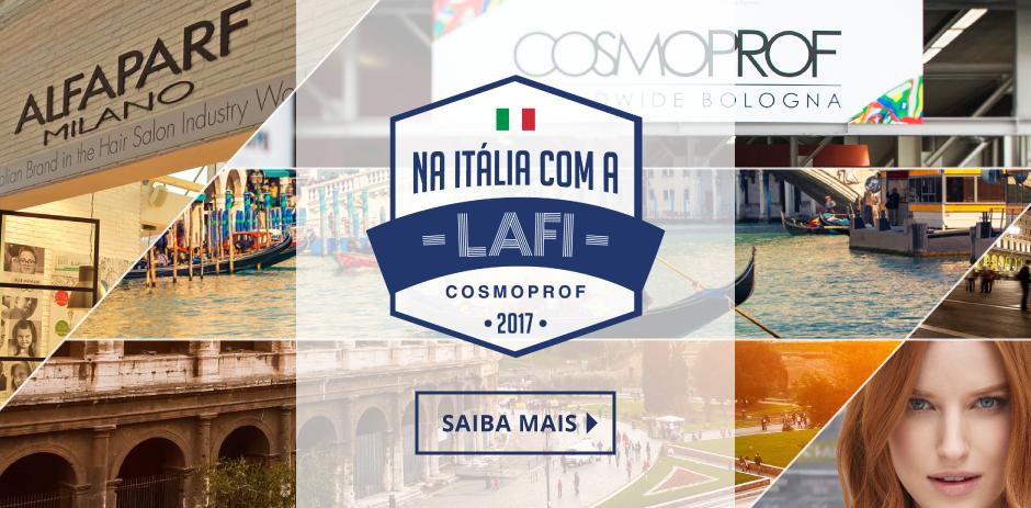 Na Itália com a Lafi