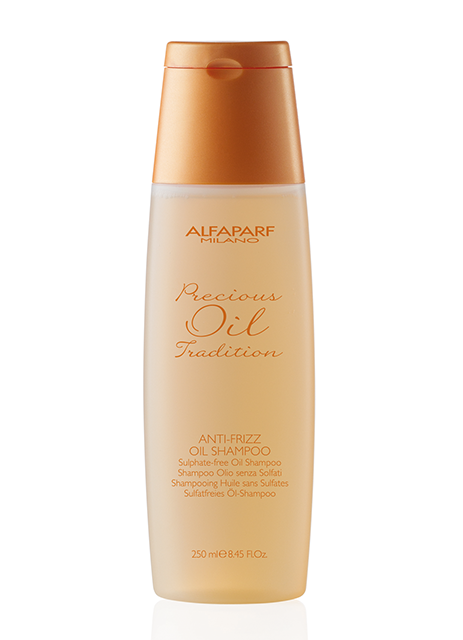 OIL SHAMPOO ANTI-FRIZZ