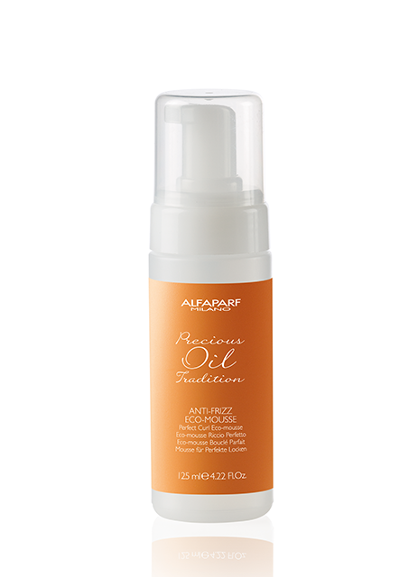 ECO-MOUSSE ANTI-FRIZZ