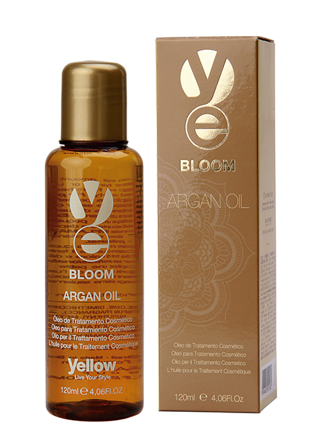 YE BLOOM ARGAN OIL