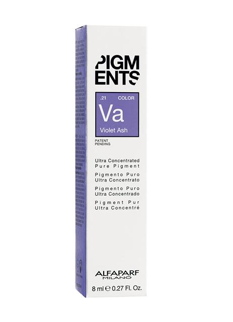 Violet Ash .21 - 8 ml
