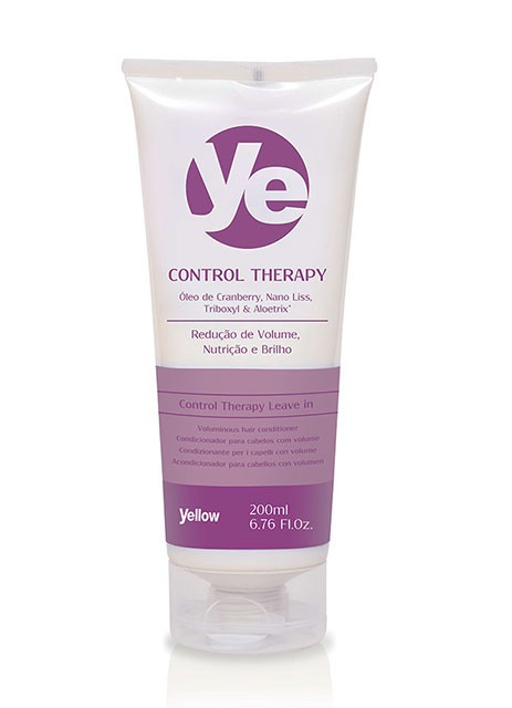 YE CONTROL THERAPY LEAVE IN