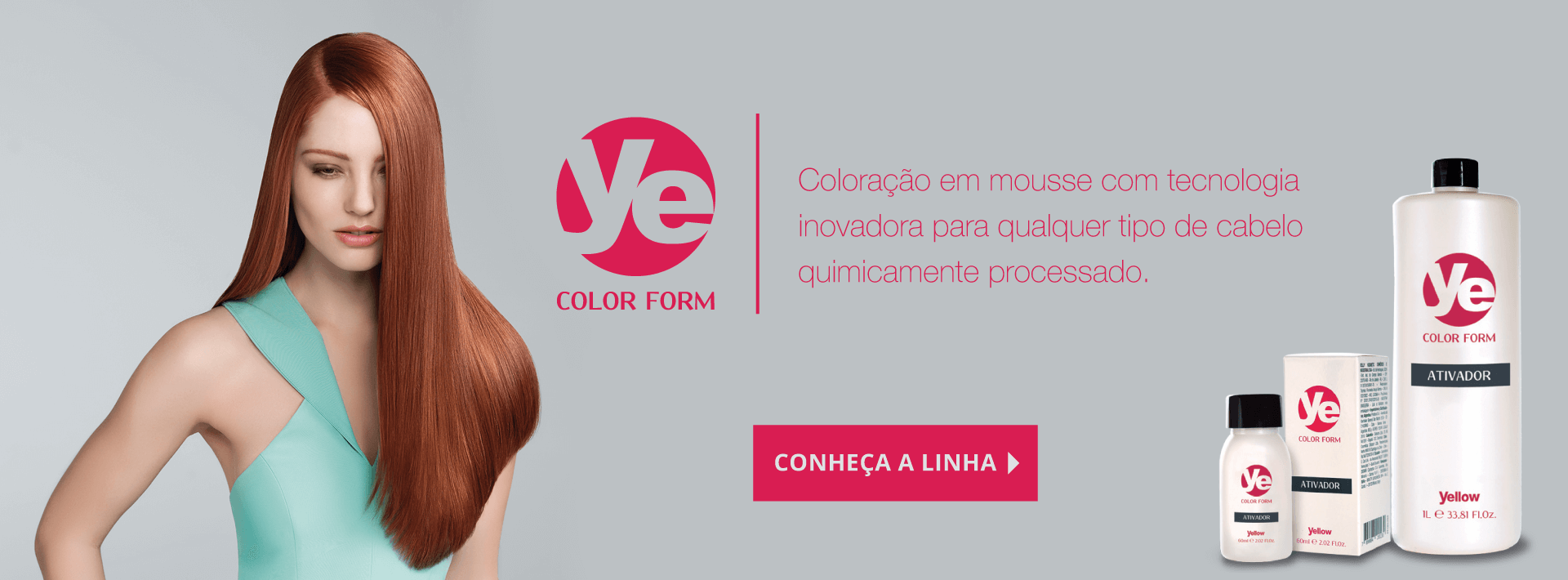 Banner Julho Color Forms Yellow